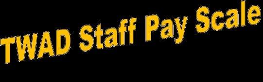 TWAD Staff Pay Scale Matrix Salary Allowance